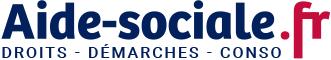 Forum aides sociales et financières logo.
